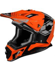Castle X CX200 Sector Helmet Orange