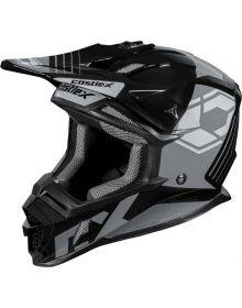 Castle X CX200 Sector Helmet Black