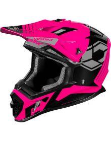 Castle X CX200 Sector Helmet Pink Glo