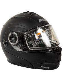 FXR Fuel Modular Primer Non-Electric Helmet Black Ops