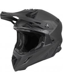 FXR Helium Carbon Helmet Black