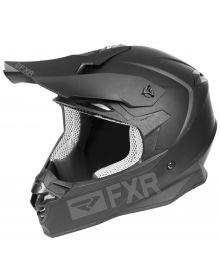 FXR Octane Recoil Helmet Black Ops