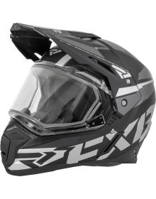 FXR FX-1 Team Non-Electric Shield Helmet Black Ops