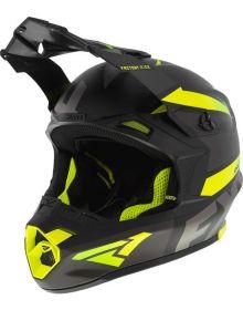 FXR Blade Force Helmet Black/Charcoal/Hi Vis