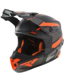 FXR Blade Force Helmet Black/Charcoal/Orange