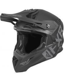 FXR Octane X Deviant Helmet w/Electric Shield Black Ops