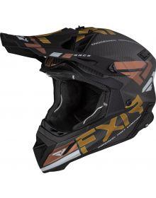 FXR Helium Carbon Helmet Alloy