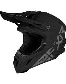 FXR Helium Prime Helmet Black