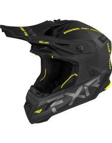 FXR Helium Ride Co Helmet Hi-Vis