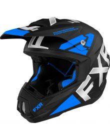 FXR Torque Team Helmet Blue