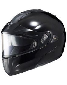 HJC IS-Max BT Modular Snowmobile Helmet Gloss Black
