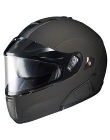 HJC IS-Max BT Modular Snowmobile Helmet Matte Black