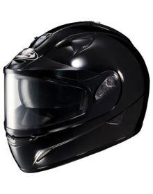 HJC IS-16 Snowmobile Helmet Gloss Black