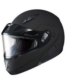 HJC CL-Max II Modular Snowmobile Helmet Matte Black