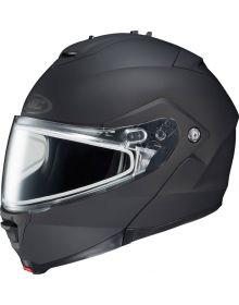 HJC IS-Max 2 Modular Snowmobile Helmet Matte Black