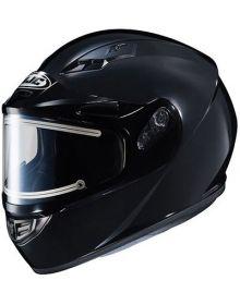 HJC CS-R3 Electric Snowmobile Helmet Black