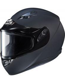 HJC CS-R3 Snowmobile Helmet Matte Black