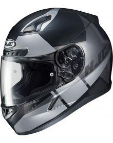HJC CL-17 Boost Electric Snowmobile Helmet Grey