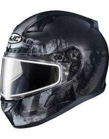 HJC CL-17 Arica Snowmobile Helmet Black MC5SF