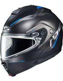 HJC IS-MAX2 Dova Snowmobile Helmet Blue MC2SF