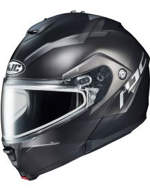 HJC IS-MAX2 Dova Snowmobile Helmet Black MC5SF