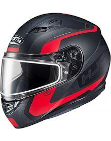 HJC CS-R3 Snowmobile Helmet Dosta Black/Red