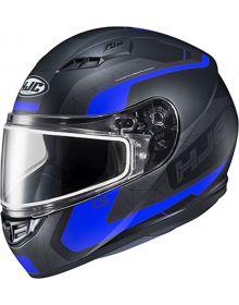HJC CS-R3 Snowmobile Helmet Dosta Black/Blue