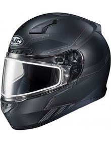 HJC CL-17 Snowmobile Helmet Combat Black