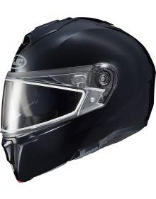 HJC i90 Snowmobile Helmet Black