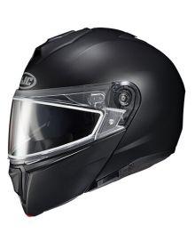 HJC i90 Snowmobile Helmet Semi-Flat Black