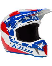 Klim 2019 F3 Helmet Patriot 2.0