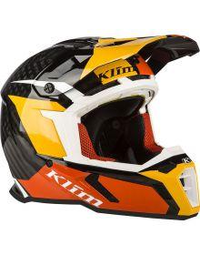 Klim 2019 F5 Helmet Chasm Orange