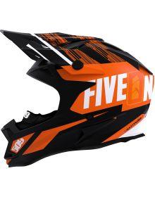 509 Altitude Snowmobile Helmet w/Fidlock Particle Orange