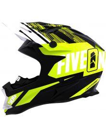 509 Altitude Snowmobile Helmet w/Fidlock Particle Hi-Vis
