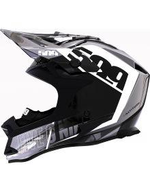 509 Altitude Snowmobile Helmet w/Fidlock Chromium Stealth