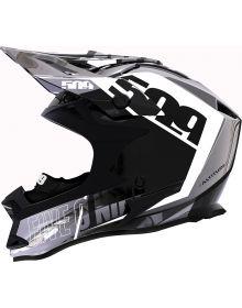 509 Altitude Snowmobile Helmet w/MIPS/Fidlock Chromium Stealth