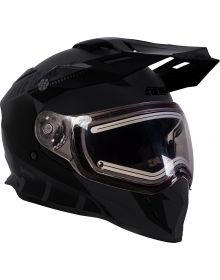 509 Delta R3 2.0 Electric Snowmobile Helmet w/Fidlock Black Ops 2019