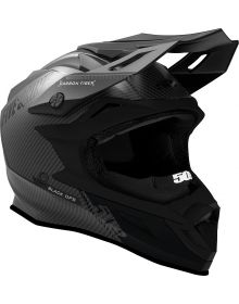 509 Altitude Carbon Fiber Snowmobile Helmet Black Ops
