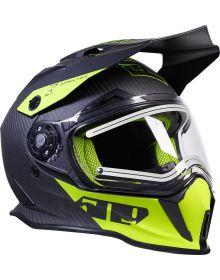 509 Delta R3 Carbon Fiber Ignite Snowmobile Helmet Hi-vis