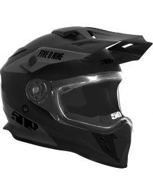 509 Delta R3 Non-Heated Snowmobile Helmet Black Ops
