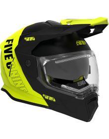 509 Delta R4 Ignite Modular Snowmobile Helmet Hi-Vis