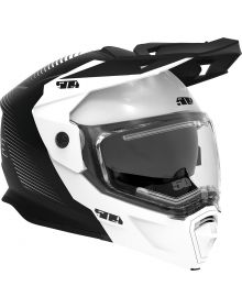 509 Delta R4 Ignite Modular Snowmobile Helmet Storm Chaser