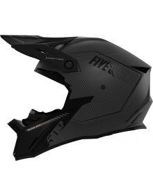 509 Altitude 2.0 Carbon Fiber 3K Snowmobile Helmet Black Ops Red