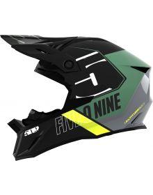 509 Altitude 2.0 Snowmobile Helmet Fresh Greens