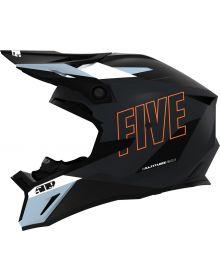 509 Altitude 2.0 Snowmobile Helmet Dark Ops/Orange