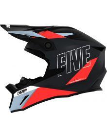 509 Altitude 2.0 Snowmobile Helmet Dark Ops/Red