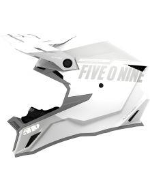 509 Altitude 2.0 Hi-Flow Snowmobile Helmet Storm Chaser
