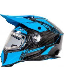 509 Delta R3 Carbon Fiber Ignite Snowmobile Helmet Empyrean Ops