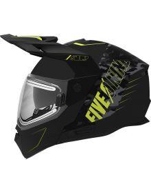 509 Delta R4 Ignite Snowmobile Helmet Black Camo
