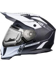 509 Delta R3L Carbon Fiber Ignite Helmet - Storm Chaser